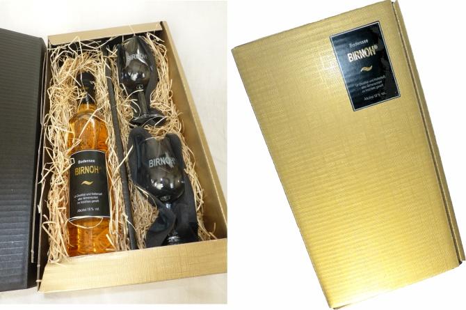 BIRNOH-Geschenkbox